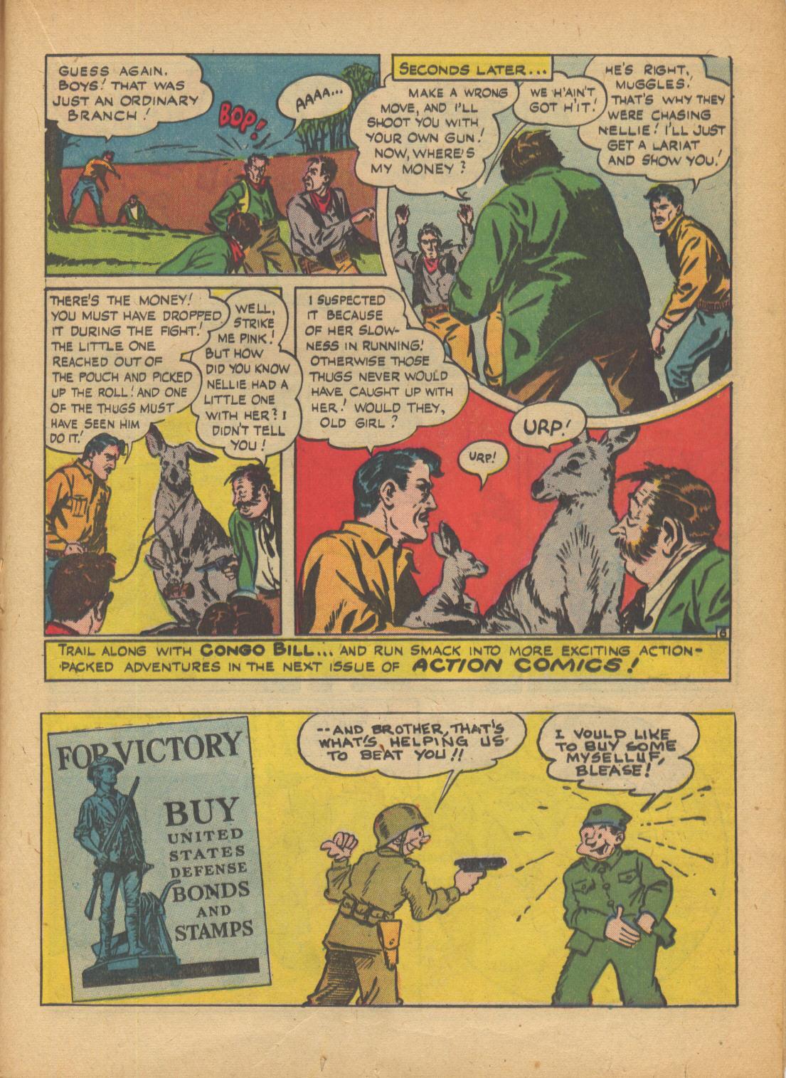 Action Comics (1938) 69 Page 33