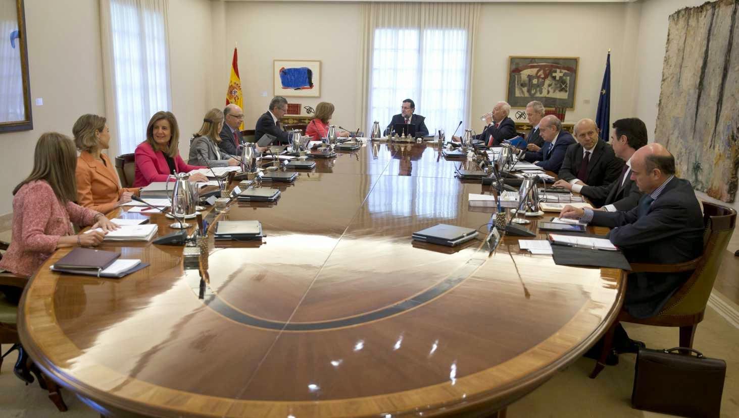 Reglamentos de los Consejo de Ministros