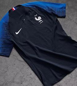 nike france 2 star 2018 home kit