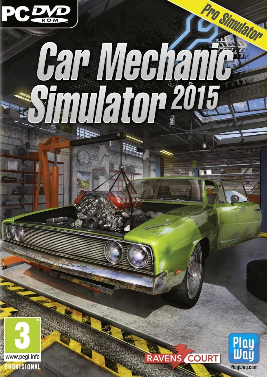 Car Mechanic Simulator  Telecharger Gratuit Pc