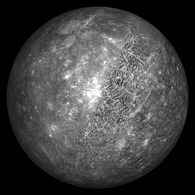 mercury planet temperature - photo #21