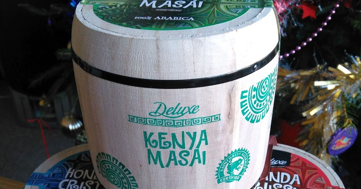Smell The Tea And Coffee Lidl Deluxe Kenya Masai