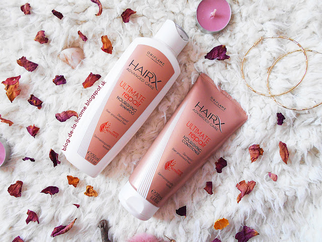 Oriflame HairX Advanced Care recenzia