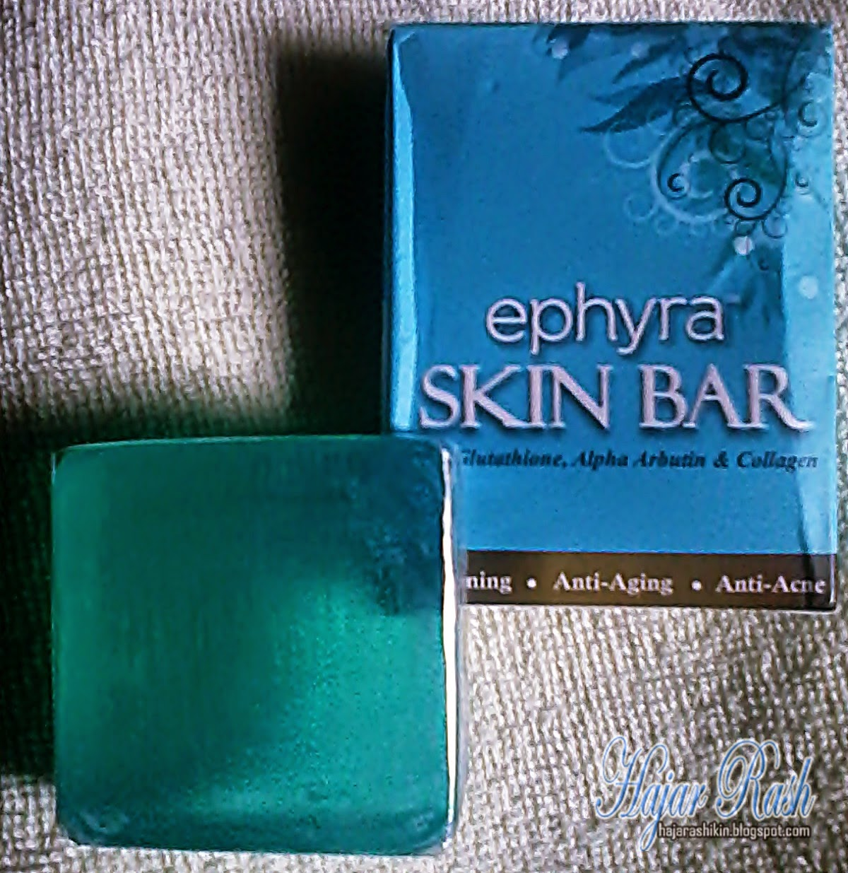 Review Ephyra Skin Bar