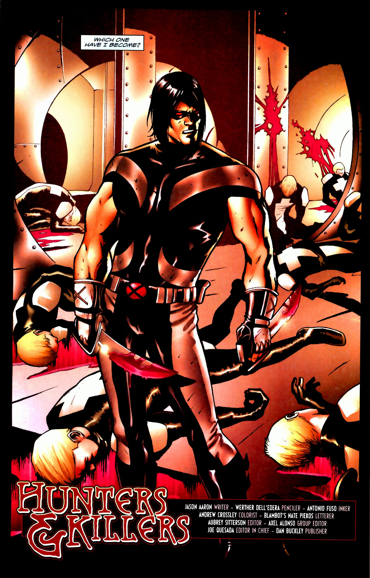 Read online X-Force Special: Ain't No Dog comic -  Issue # Full - 25