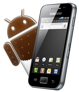 Samsung Galaxy Ace Indian Version-My first android smartphone