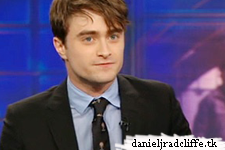 Daniel Radcliffe on The Daily Show with Jon Stewart