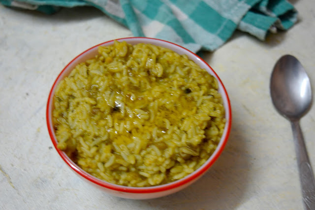Palak Khicadi | how to make palak khichdi