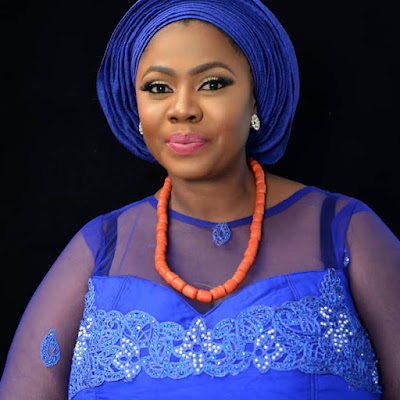 Nollywood Actress Ifeoma Okeke stuns in new birthday shoot