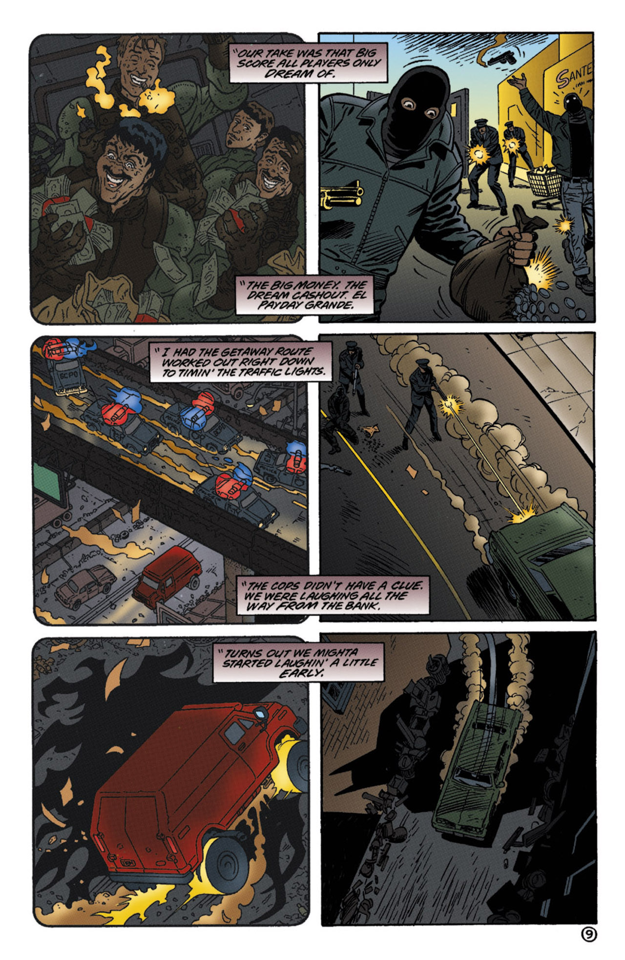 Detective Comics (1937) 719 Page 9