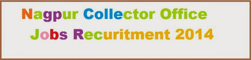 collecto office nagpur jobs 2014