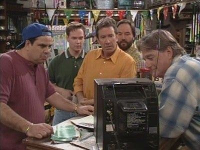 Home Improvement - Season 7 Episode 25: From Top to Bottom