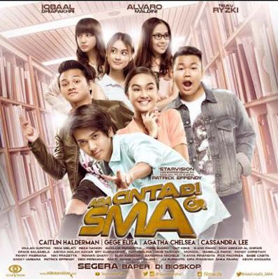 Galeri Film Indonesia Ada Cinta Di SMA