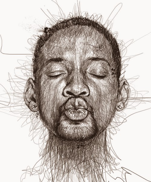 07-Will-Smith-Malaysian-Artist-Vince-Low-Scribble-Dyslexia-www-designstack-co