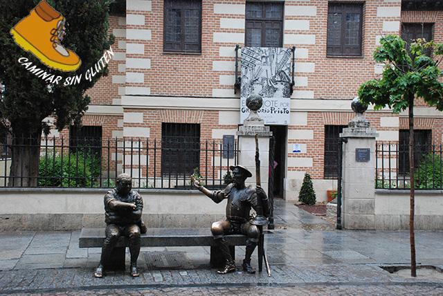Fachada Casa-Museo Cervantes