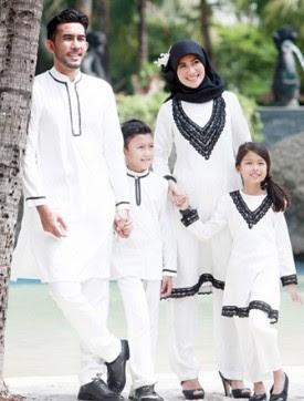 Baju Lebaran Keluarga 2017 Untuk Tampil Seragam/couple