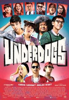 Sinopsis Film THE UNDERDOGS (2017)