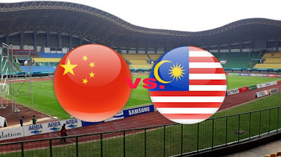 Live Streaming China vs Malaysia AFC B-19 26.10.2018