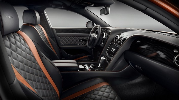 Interior Bentley Flying Spur W12 S