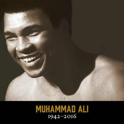 Muhammad Ali, morre a lenda