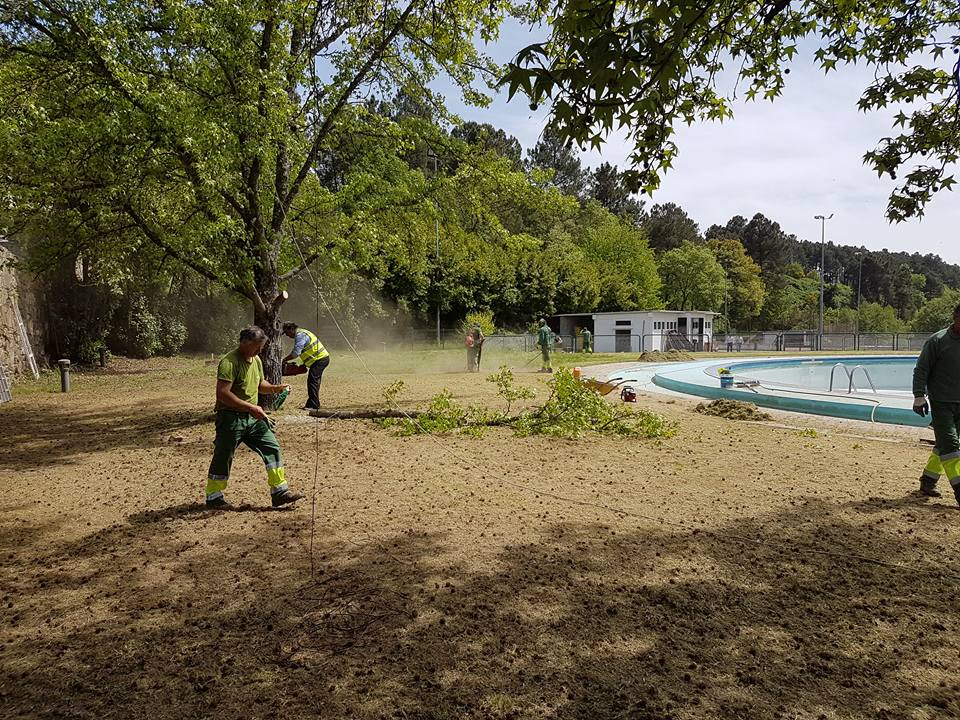 Requalifica o das piscinas de codessais vila real for Horario piscina vila real