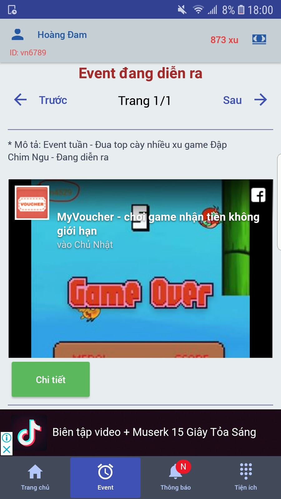 dua top choi game kiem tien