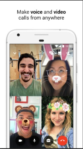 Aplikasi Messenger Terbaru 2018 APK Android