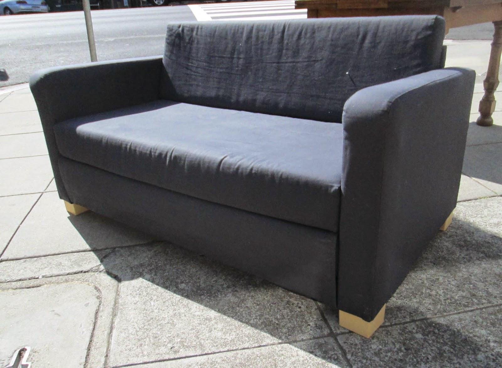 Uhuru Furniture Amp Collectibles Sold Ikea Solsta Sofa Bed