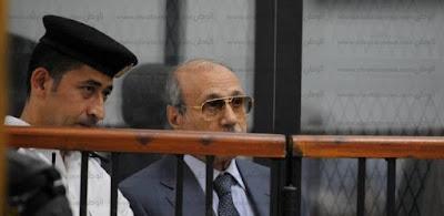 حبيب العادلي فى المحكمة, أمرت باعتقال, قيادات الإخوان, المشاركة, جمعة الغضب,