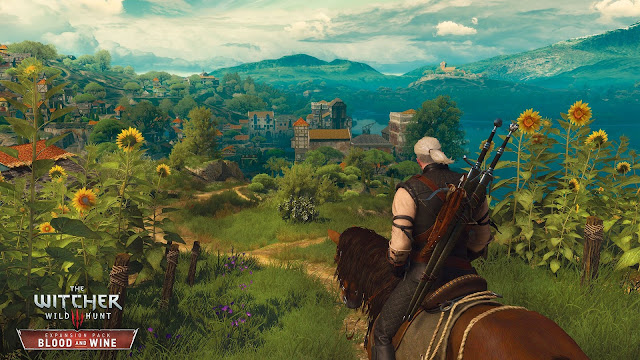 Tenemos comparación gráfica de The Witcher 3: Blood and Wine 1