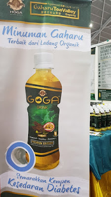 Gaharu Tea Valley Gopeng maintains its own plantation of agarwood (oud) trees which are used to formulate the drinks.