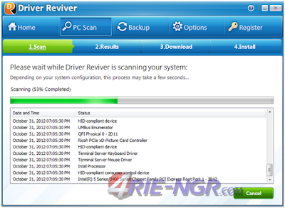ReviverSoft Driver Reviver 5.20.1.2 Full Terbaru