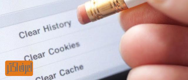بالصور كيفية مسح كل المواقع التي دخلت عليها من الموبايل
