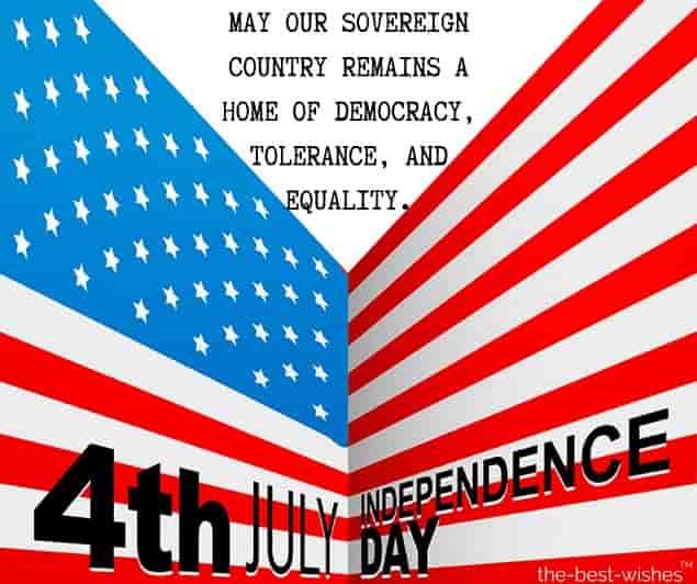 happy july 4th sayings