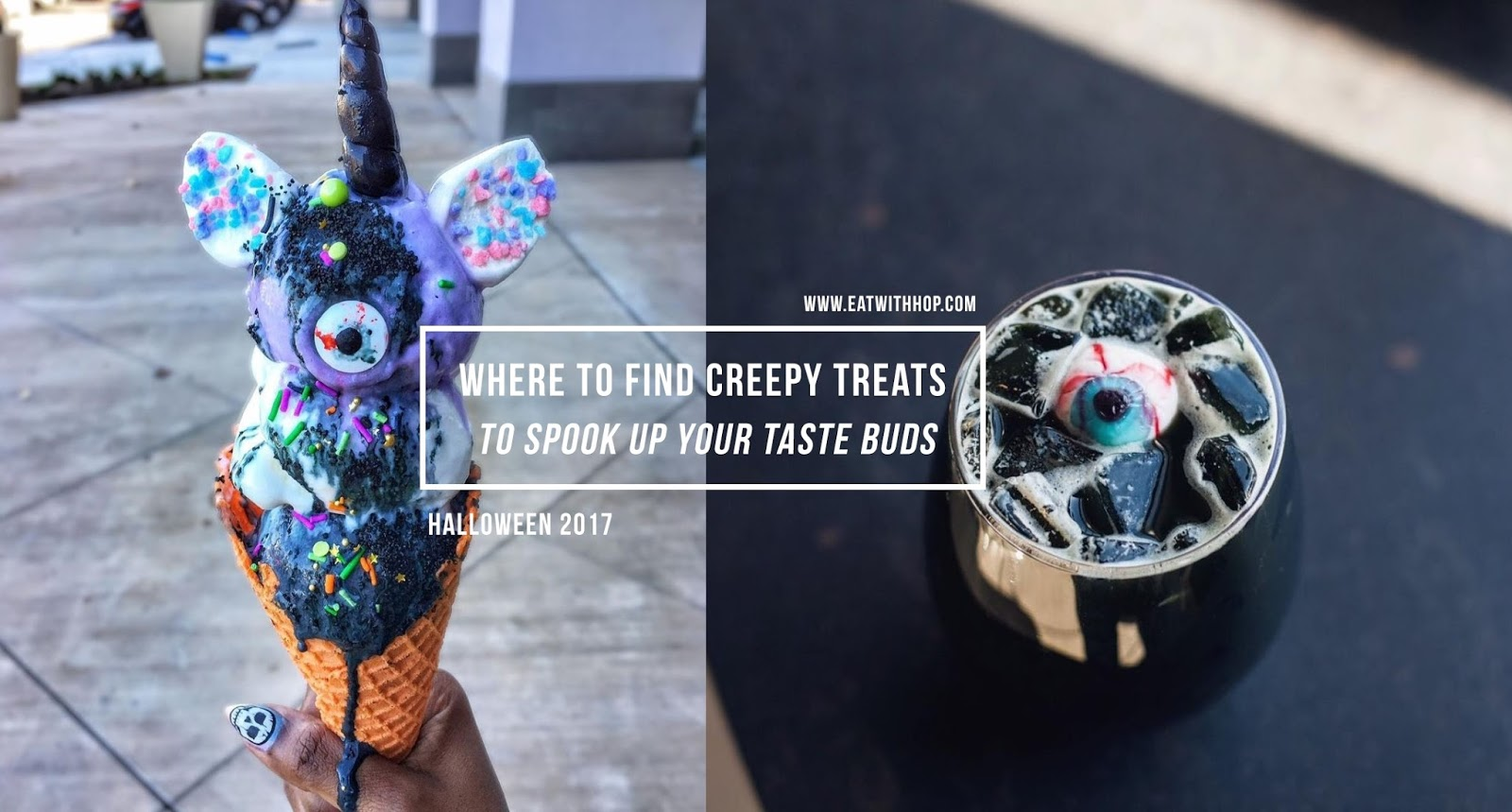 GUIDE | Where To Find Creepy Treats To Spook Up Your Taste Buds This Halloween