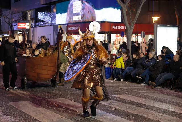 Карнавал 2016 в Platja d'Aro (Carnaval de Platja d'Aro 2016)
