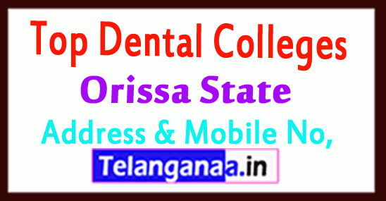 Top Dental Colleges in Orissa