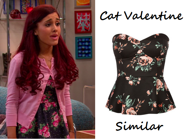 ALL ABOUT SAM AND CAT FASHION BY JENNETTE MCCURDY AND ...