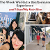 Weekly Wrap-Up: The Week We Had a Beatlemania Experience and I Dyed My Hair Blue