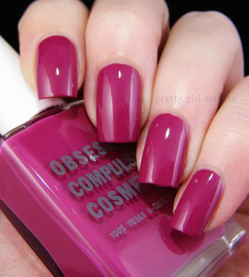 My New Favorite Color: OCC Nail Lacquer in Strumpet | Pretty Girl ...
