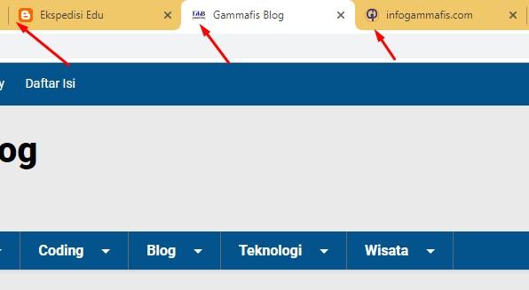 Cara Membuat Favicon Blog dan Panduan Lengkap Pemasangannya