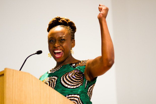 Chimamanda Adichie breaks silence disagrees with Buhari