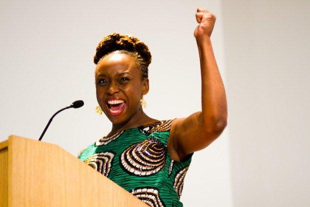 Chimamanda Adichie breaks silence disagrees with Buhari