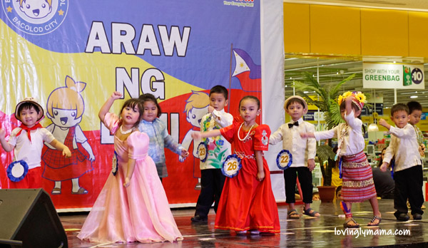 traditional Filipino costumes for kids - Bright Kids Preschool - Bacolod preschool - Araw ng Lahi