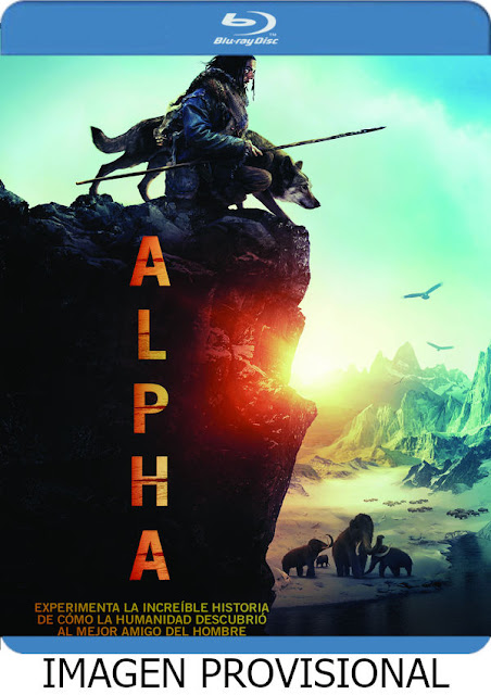 Alpha 2018 Eng 720p BRRip 700Mb ESub x264