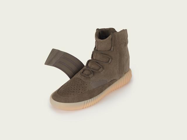 Kanye West und adidas Originals präsentieren eine neue Version des YEEZY BOOST 750.