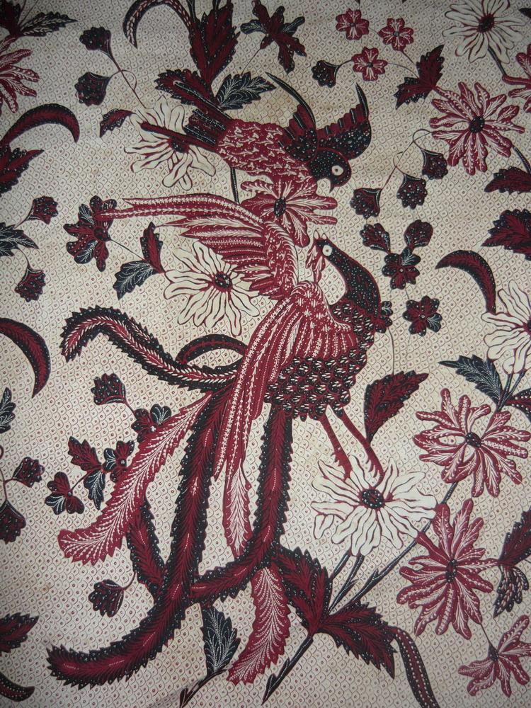 batik peranakan batik makna dan arti