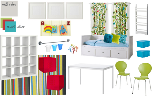 Children S And Kids Room Ideas Designs Inspiration: Online Inspiration: Playroom Inspiration