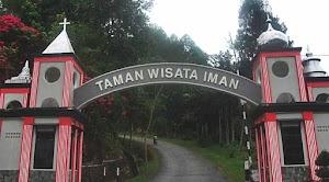 Taman Wisata Iman Sidikalang, Masjid, Gereja, Kuil, Vihara, Simbol Keberagaman