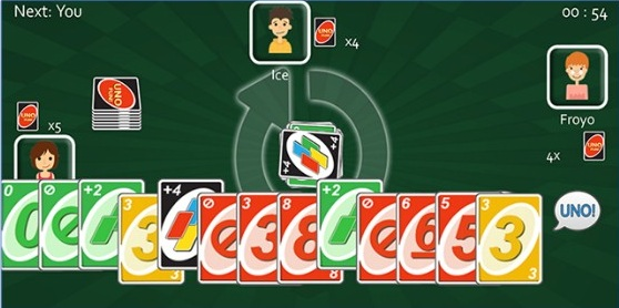 Android Uno Free Game